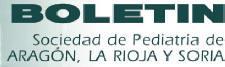 BOLETIN Sociedad de Pediatría de ARAGON LA RIOJA Y SORIA